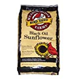Meadow Ridge Farms Black Oil Sunflower Seed, 40-Pound Bag Photo, best price $23.99 new 2020