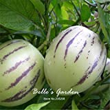20pcs Pepino Seeds Solanum Muricatum Melon Pear Fruit Seeds Home Garden Bonsai Plant DIY Photo, best price $2.43 new 2020