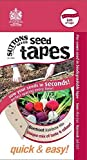 suttons Seeds Seed Tape Beetroot Rainbow Mix Photo, best price  new 2020