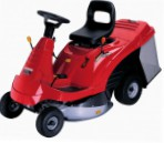 self-propelled lawn mower Honda HF 1211 HE Photo, description