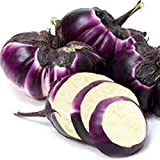 NIKITOVKASeeds - Eggplant - Aubergine Barbarella F1-50 Seeds - Organically Grown - Non GMO Photo, best price $5.54 new 2019