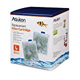 Aqueon QuietFlow Filter Cartridge, Large, 12-Pack Photo, best price $39.99 new 2019