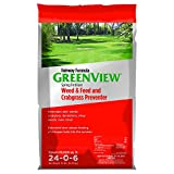 GreenView Fairway Formula Spring Fertilizer Weed & Feed Plus Crabgrass Preventer, 36 lb bag, Covers 10,000 Sq. Ft. Photo, best price $59.99 new 2019