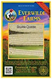Everwilde Farms - 100 Silver Queen Hybrid Sweet Corn Seeds - Gold Vault Jumbo Seed Packet Photo, best price $3.00 new 2019