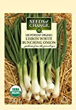 Seeds Of Change 07469 Certified Organic Lisbon White Bunching Photo, best price $7.10 new 2019