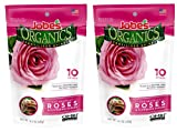 Jobe's Organics Rose Fertilizer Spikes, 3-5-3 Time Release Fertilizer for All Flowering Shrubs, 10 Spikes per Package (2, Original Version) Photo, best price $21.99 new 2019