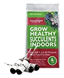 GrowScripts: Succulent Fertilizer Plant Food - Concentrate - 4 Pack Photo, best price $7.94 new 2019