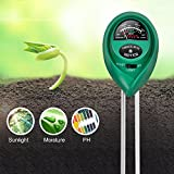 iPower LGTESTSOIL 3 in 1 Soil Meter, 3in1 Photo, best price $16.99 new 2019