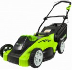 Greenworks 2500007 G-MAX 40V 40 cm 3-in-1 Photo, characteristics